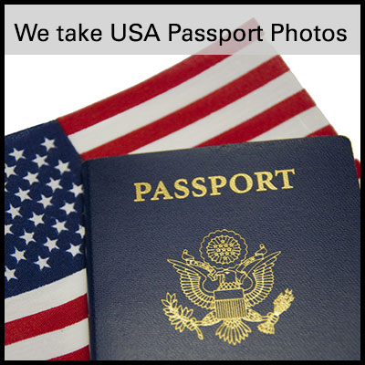 USA Passport Photos